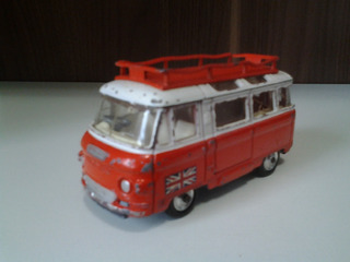 Corgi Toys - Commer Bus 2500