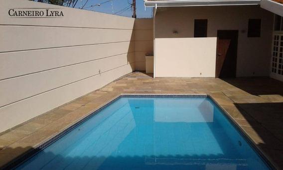 Casa Térrea Para Locação - Ca0421
