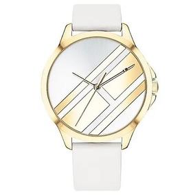 Relógio Tommy Hilfiger Feminino Couro Branco - 1781965