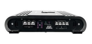 Pyle 4000w 2 Canales Mosfet Puenteable Amplificador