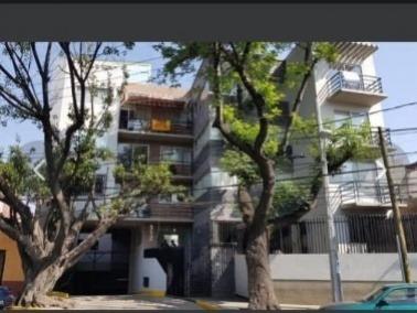 Departamento En Renta En Coyoacan