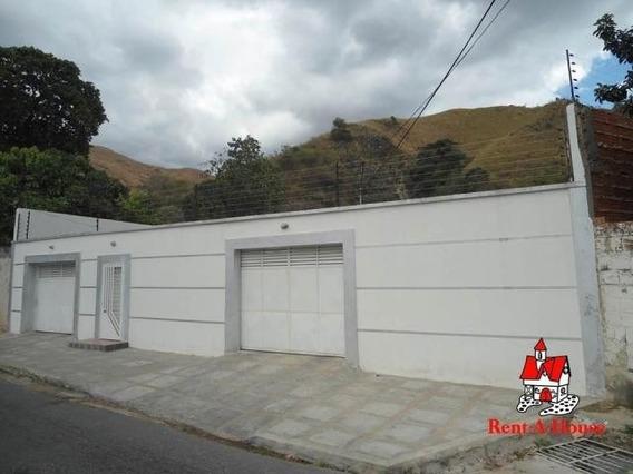 20-5669 Casa En Venta Urb La Pedrera Maracay/ Wjo