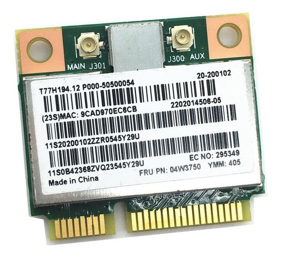 Placa Wifi Mini Pci Express Hp Dv7 Broadcom Bcm94313hmg2l