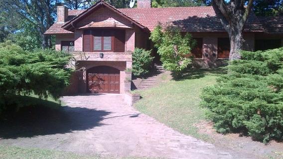 Alquiler De Casa En Pinamar En Barrio Golf Álamos (nuevo)