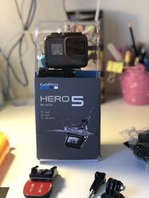 Gopro Hero 5 Black + Sd Sandisk Ultra 64gb + Bateria Extra