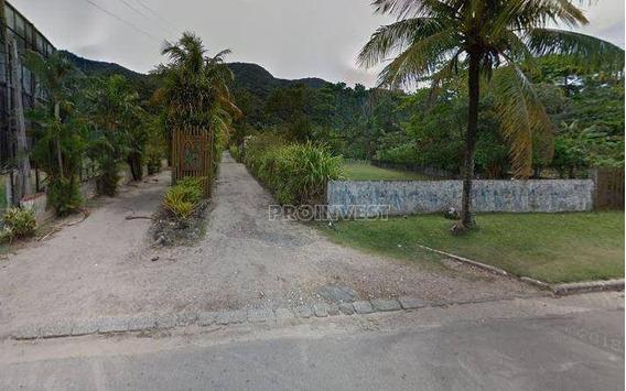 Terreno A Venda Na Paradisíaca Praia De Maresias - Te8967