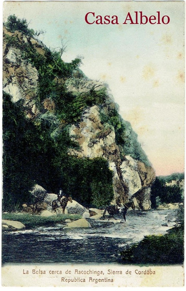 La Bolsa Cerca De Ascochinga, Sierras De Cordoba