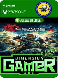 Gears Of War 4 - Xbox One - Modo Local