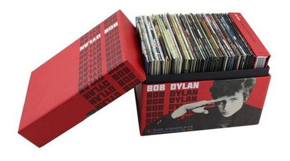 Box Discografia Bob Dylan 40 Cd