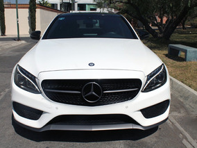 Mercedes Benz Clase C250 Cgi Sport 2016 Escapes Suspension