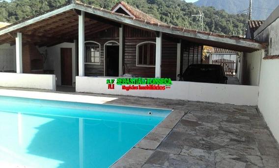 Linda Casa Com 02 Dormitórios Em Caraguatatuba - 1502
