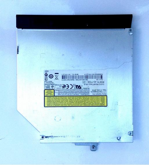 Gravadora De Dvd Ad7700s Notebook Cce Win E35b+ #1254