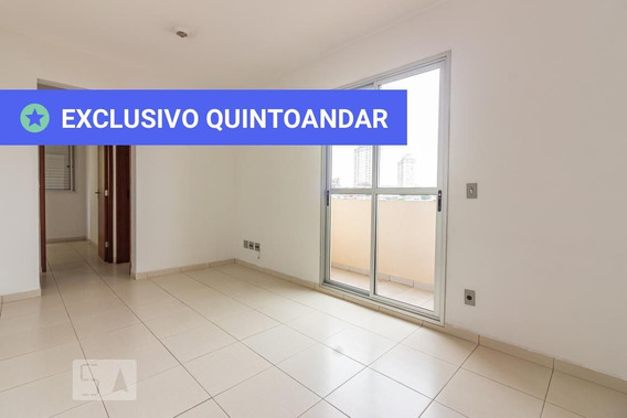 Apartamento No 5º Andar Com 2 Dormitórios E 1 Garagem - Id: 892962534 - 262534
