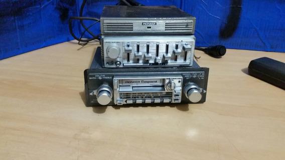Rádio T. Fita Pioneer Component Completo ( Leia O Anúncio )
