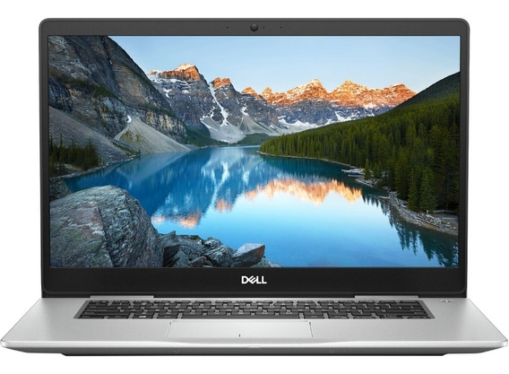 Notebook Dell Inspiron 7580 Fhd I7-8565u 1tb+128 16gb Silver
