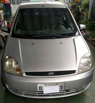 Ford Fiesta 2003 1.0 Supercharger - Completo Ar E Direção