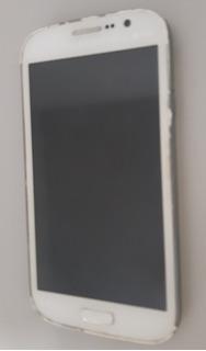 Celular Samsung Galaxy Gran Duos - Retirar Peças
