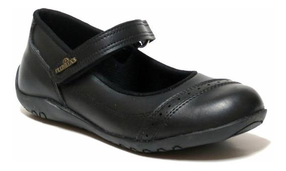 Zapatos Colegiales Nena Guillerminas Plumitas 34 Al 40 3891