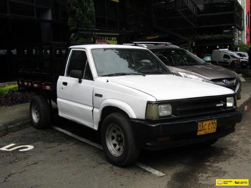 Mazda B2200 Estaca 2200 Cc Mt 4x2