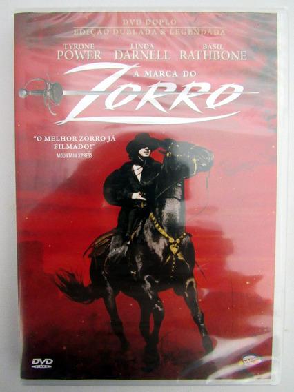 Dvd Original Filme Antigo Do Zorro 1940 Colorido