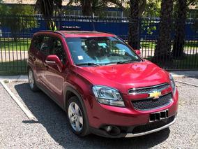 Chevrolet Orlando 2015 2.4 Full At