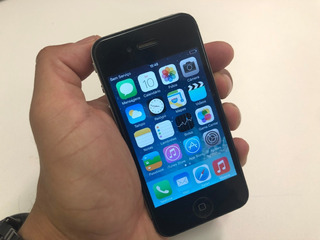 Apple iPhone 4 16gb - Funcionando Perfeitamente - Sem Icloud