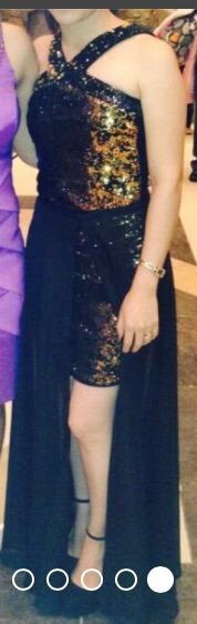 Vestido De Lentejuelas Reina Diaz