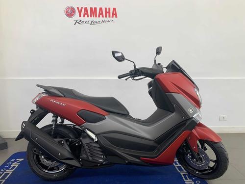 Yamaha Nmax 160 Abs Vermelha 2021