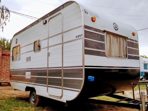 Rodante 00 Km Modelo 420 5 Pax Full  En Bahía
