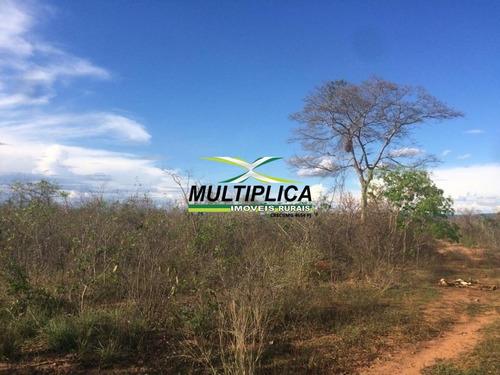 Fazenda À Venda Em São Romão Mg Para Agricultura Pecuária - 387