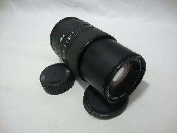 Lente Sigma Zoom 70-210mm 1:4-5.6 Uc Ll