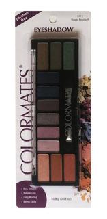 Paleta Sombra Para Ojos Colormates Maquillaje Make Up