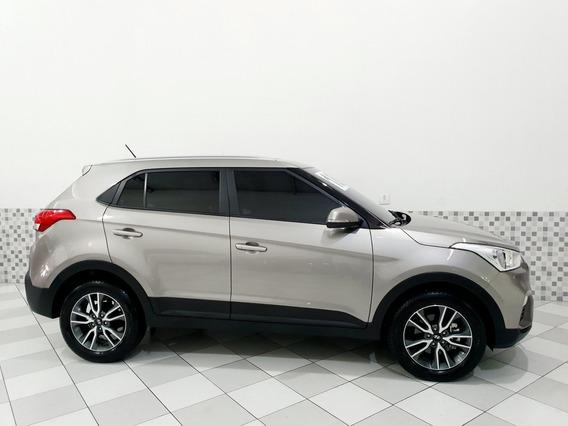 Hyundai Creta Pulse 1.6 Flex 2018 Prata Automático