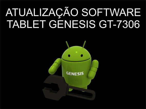 Rom Tablet Genesis Gt-7306 Software Android