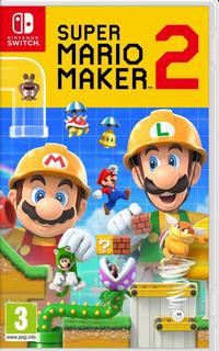 Super Mario Maker 2 Switch Nintendo Switch Juego Nuevo