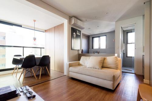 Apartamento À Venda - Perdizes, 1 Quarto,  42 - S892902170