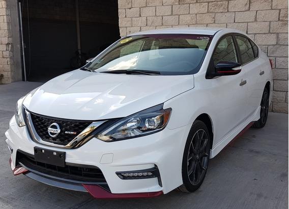Nissan Sentra Nismo 2018 Blanco