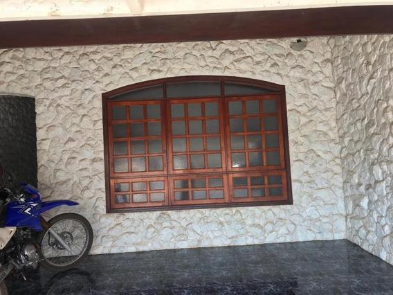 Casa Para Venda Em Tatuí, Jardim Lucila, 2 Dormitórios, 1 Suíte, 2 Banheiros, 2 Vagas - 424