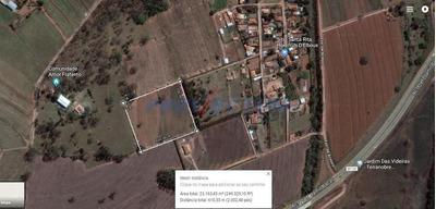 Terreno À Venda Em Área Rural De Mogi Mirim - Te239172