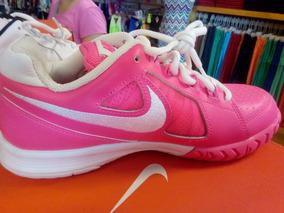 Hermosas Nike Tennis Dama Zapatillas Rosa