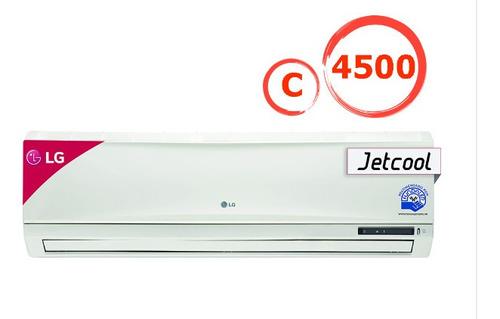 Imagen 1 de 3 de Aire Acondicionado LG Split Frío/calor 4500 Frigorías