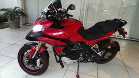 Ducati Multistrada 1200 Ano 2011 Só 9.000km