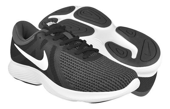 Tenis Para Caballero Nike 908988001 Negro Con Blanco