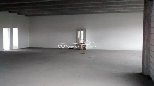 Imagem 1 de 18 de Predio Comercial Para Locação No Bairro Vila Guilherme, 50 Vagas, 1600m² - 1222