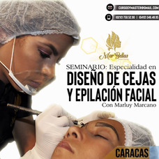 Curso Cejas Depilacion Facial Pigmento Semipermanente
