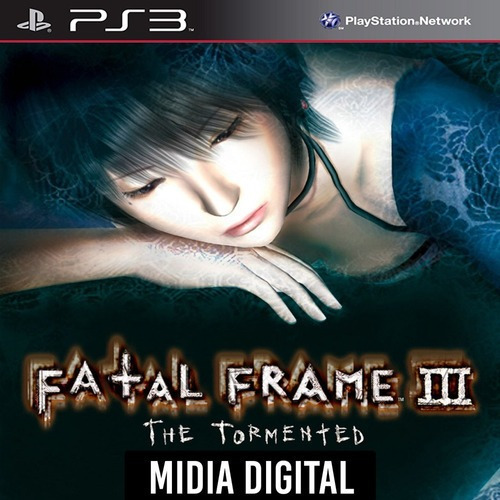 Fatal Frame 3 Ill The Tormented - Ps3 Psn*