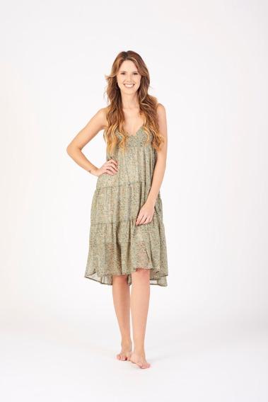Vestido Para Dama. Marca Peach, Modelo: Contern