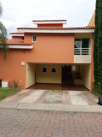 Casa En Renta 3 Recamaras En Parque Regency