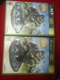 Halo Combat Evolver - Xbox Clasico