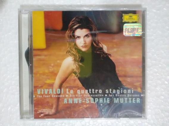 Le Quattro Stagioni - Anne-sophie Mutter (cd)